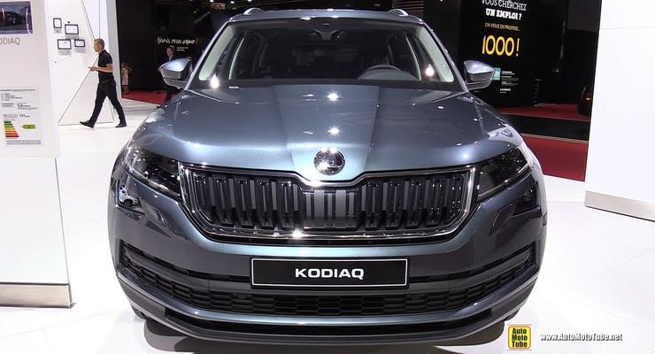 Антикоррупционное бюро закупило авто Skoda на 12 млн гривен