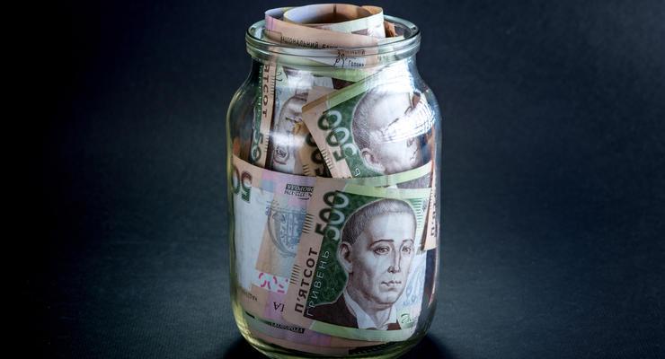 Бюджет Украины недополучил 18 млрд гривен