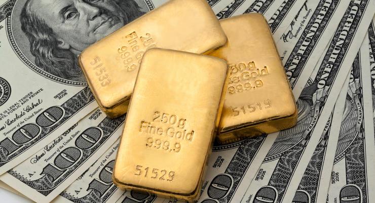 Золотовалютные резервы Украины превысили 18 миллиардов долларов