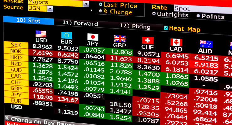 Курс валют на сегодня, 6 ноября