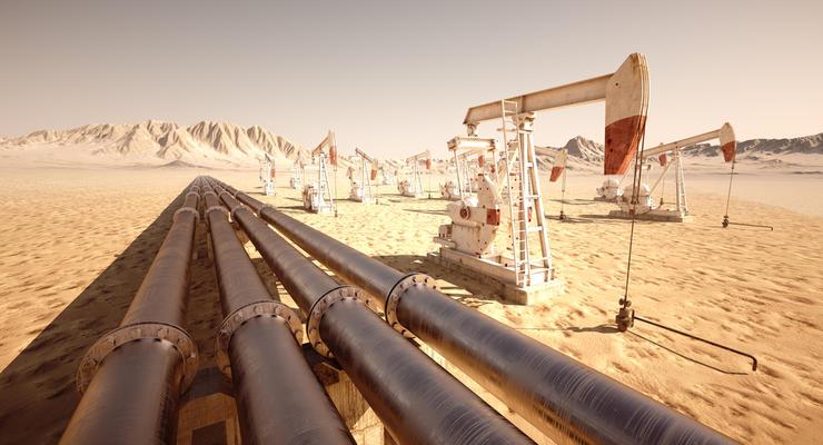 Нефть: Самое длительное удешевление с 2014 года