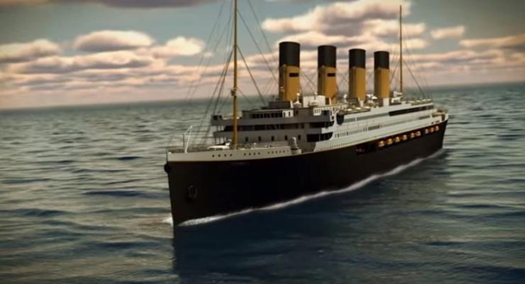 Второй Титаник построят за 500 млн долларов