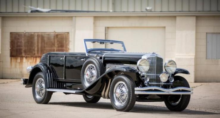 Самый роскошный автомобиль ХХ века стоил 285 тыс долларов