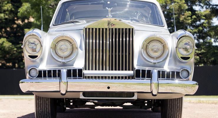 В Сети появились фото самого необычного Rolls-Royce