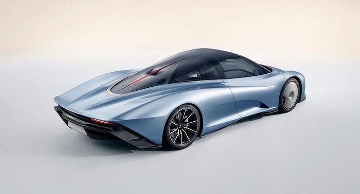 В Сети появились фото нового лимитированного McLaren за 2 млн долларов
