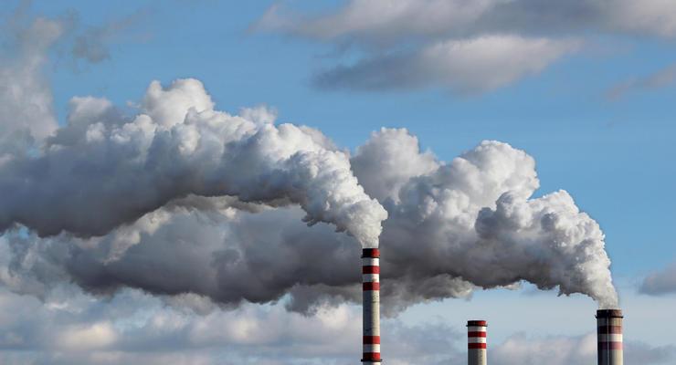 Названы ТОП-5 самых больших компаний-загрязнителей в Украине