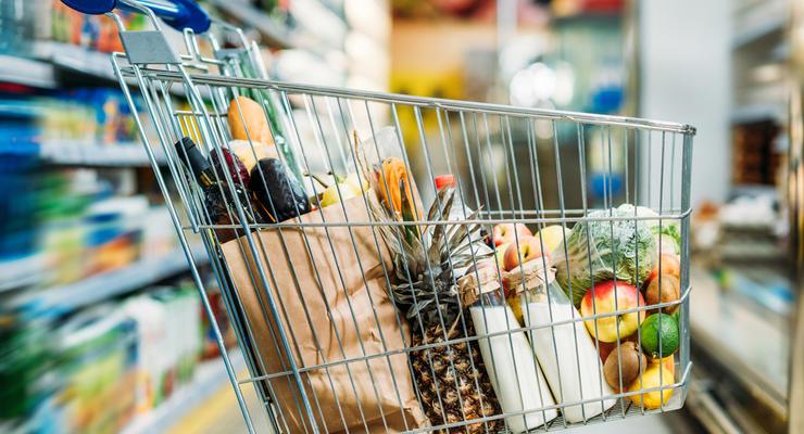 ТОП-3 региона Украины с самыми дорогими продуктами