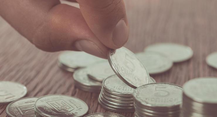В Украине могут ввести 5-гривенные монеты в 2019