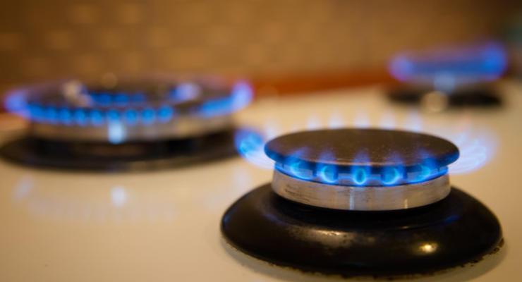Газ подорожал на 89% за 2 года