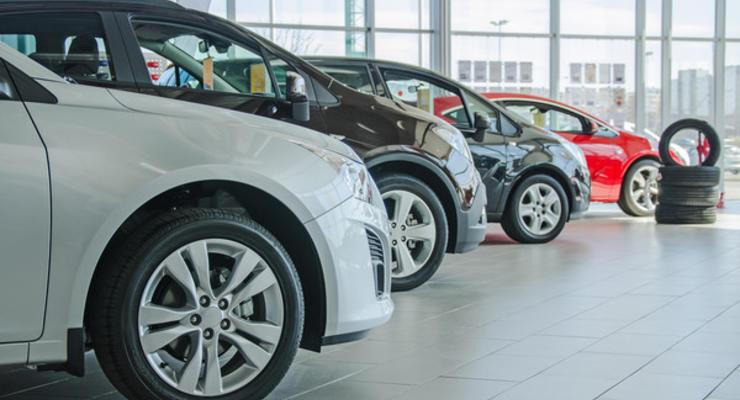 В Украине растаможили уже почти 44 тыс авто на еврономерах