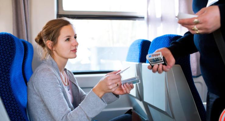 Укрзализныця продает льготные билеты на поезд онлайн выборочно
