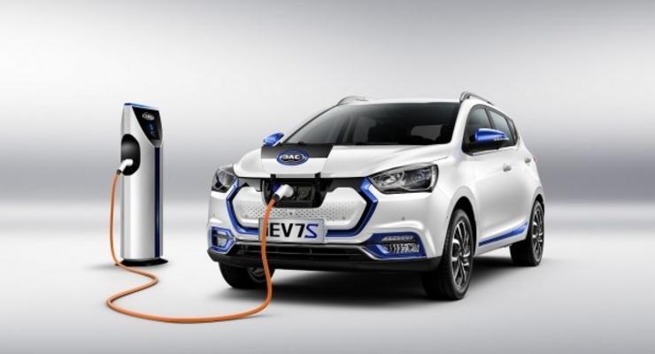 В Украине стартуют продажи нового китайского электрокара