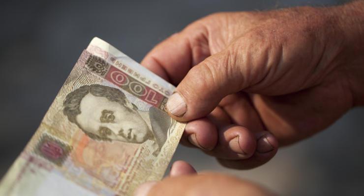 Долги по зарплате в Украине превышают 2,6 млрд гривен