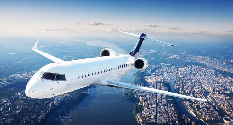"""В ГП  """"Украэрорух"""" зафиксировали рост аэронавигационных услуг на 18,5%"""