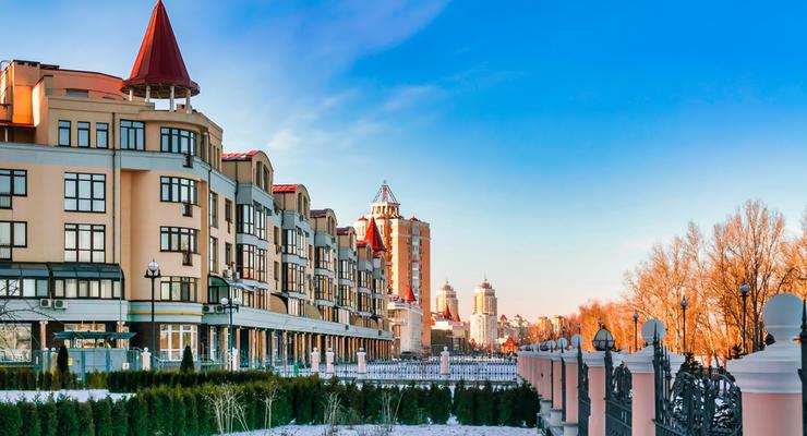 Элитное жилье Януковича сдадут в аренду