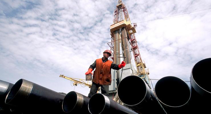 Фьючерсы на нефть торговой марки Brent выросли на 0,64 доллара