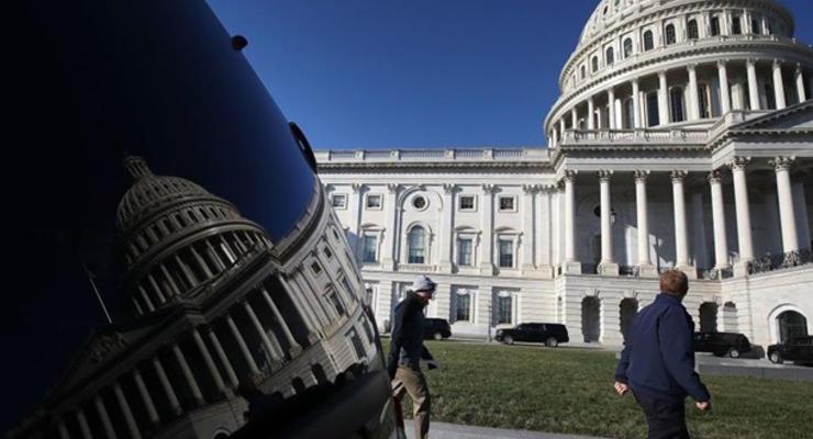 Bloomberg: Госдолг США установил рекорд - 22 триллиона