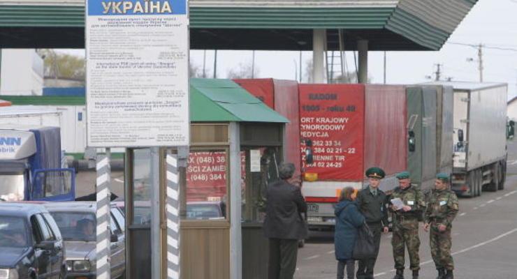 Граница на замке: Что сейчас происходит на украинской таможне