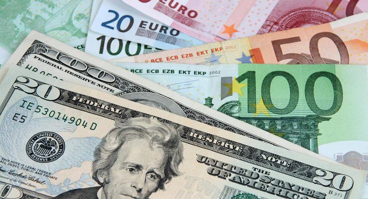 Курс валют на 19 февраля