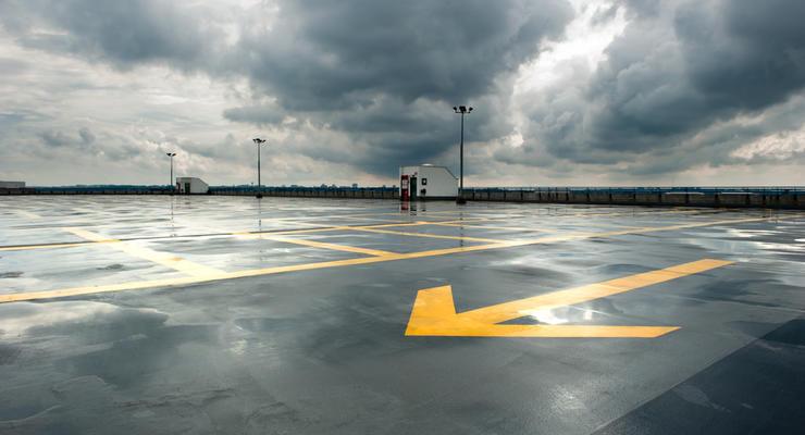В Минрегионстрое предложили строить паркинги на крышах