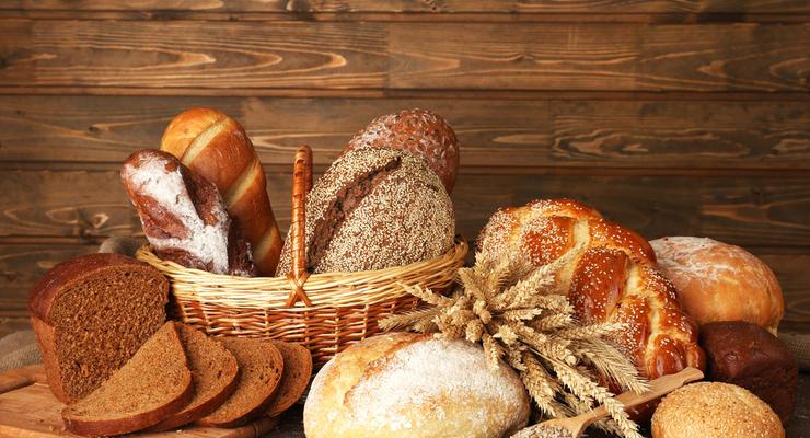 Сколько стоит хлебная корзина в разных регионах Украины