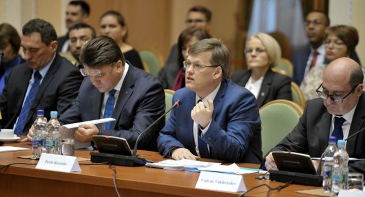 Розенко: Проблему создала не Украина, а оккупационная власть РФ