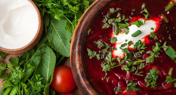 Борщ становится роскошью: с начала года блюдо подскочило в цене на 20%