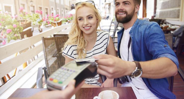 Банковские карты Visa будут бесконтактными