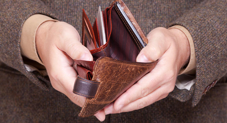 В Госстате назвали сумму задолженности по зарплате
