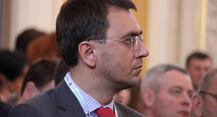 Омелян: Украина может обогнать Запад в области электромобилей