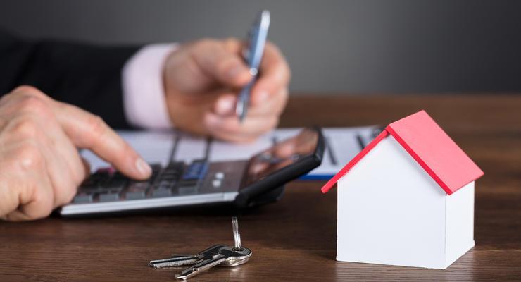 ГФС: Украинцы заплатили более 107 миллионов гривен налога на недвижимость