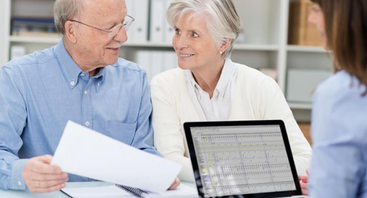 Как оформить пенсию в один клик: Пенсионный фонд запускает новый сервис