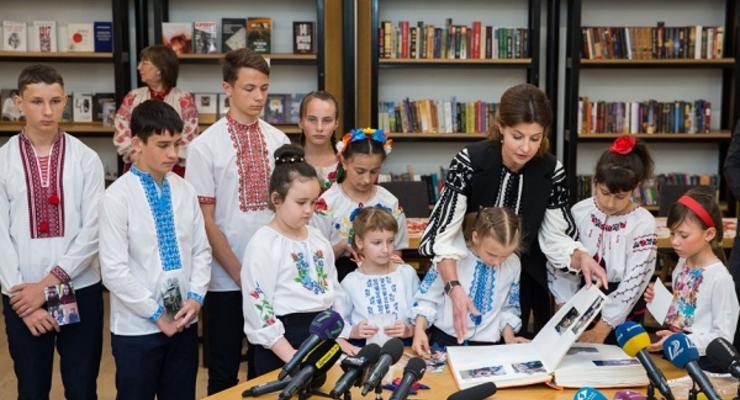 Сколько получил бюджетных ассигнований фонд Марины Порошенко