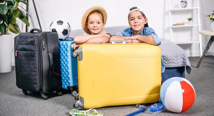 Какие документы необходимы при выезде с ребенком за границу - МВД