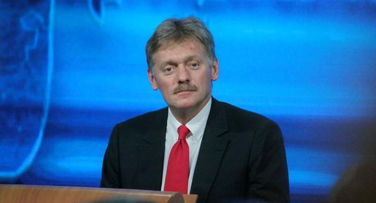 Кремль отреагировал на объявление Украины о новых санкциях