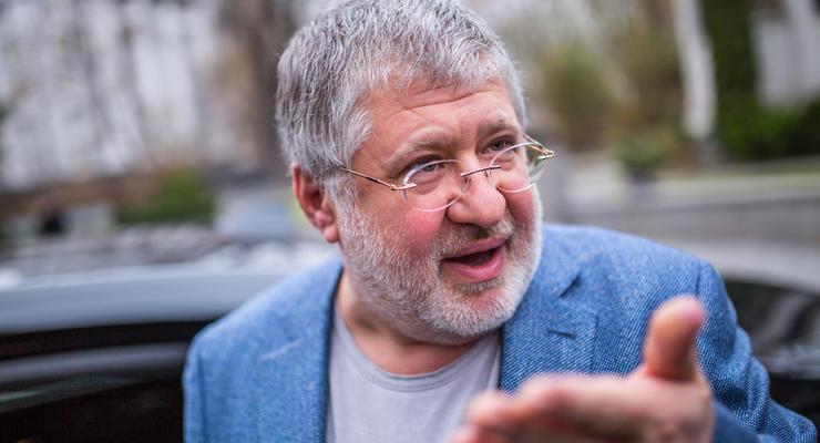 Коломойский проиграл Нацбанку суды по залоговому имуществу на 2 миллиарда 600 миллионов гривен