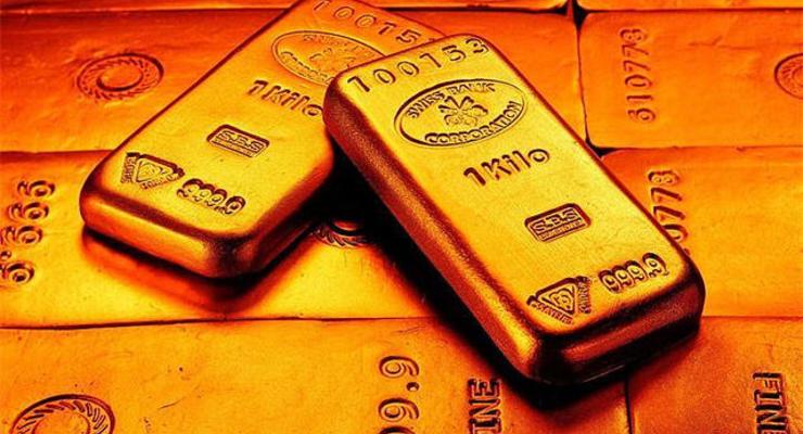 Что было с ценами на золото и  котировками европейской валюты