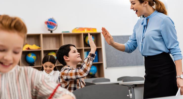 Гриневич: Мы подготовили реформу оплаты труда педагогов