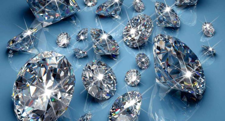 Нацбанк будет продавать бриллианты
