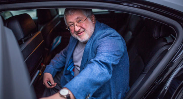 Коломойский вернулся в Украину, чтобы разморозить свои активы