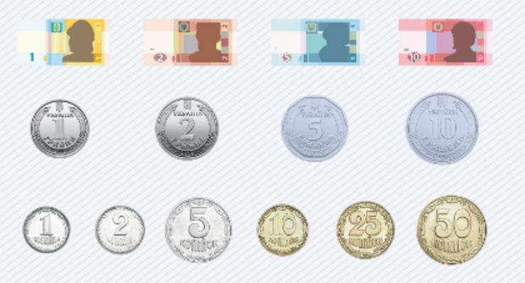 НБУ введет в оборот монеты по 5 и 10 грн: Когда ждать