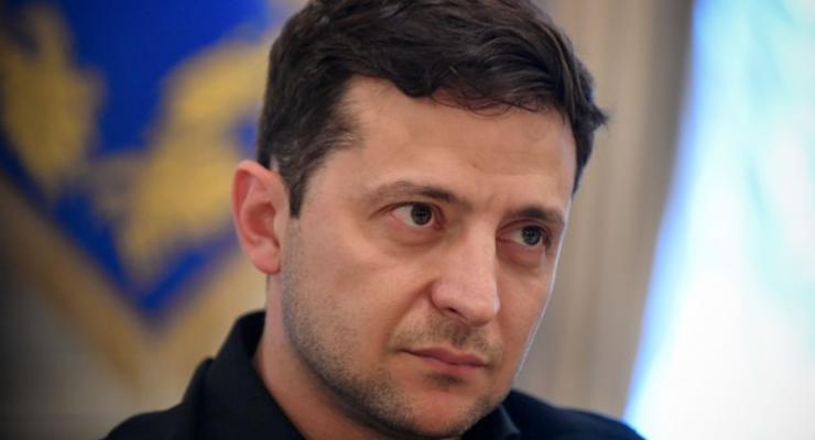 Сколько заработал Владимир Зеленский в мае 2019 года