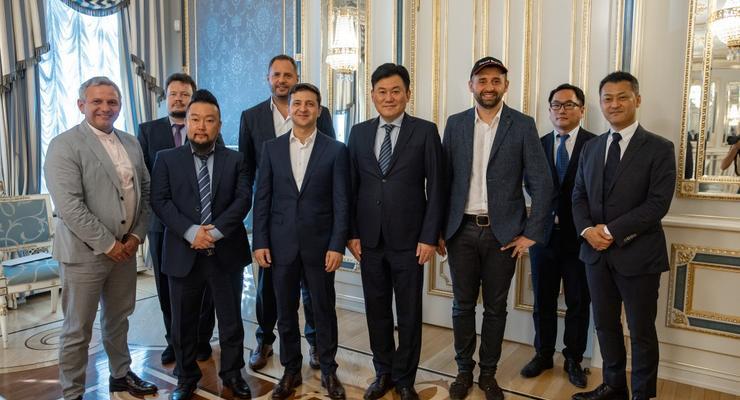 Зеленский пригласил владельца Viber войти в Нацинвест совет