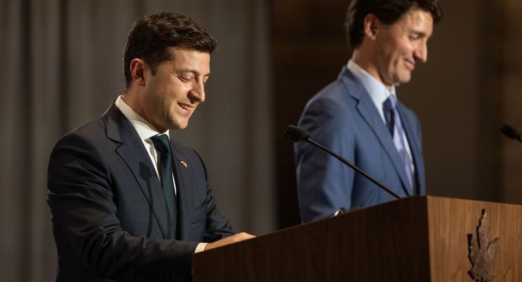Украина и Канада расширят сотрудничество в сфере торговли
