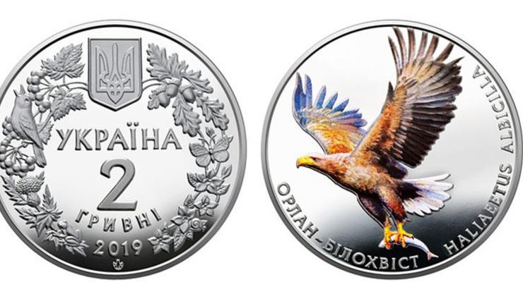 НБУ показал новые монеты