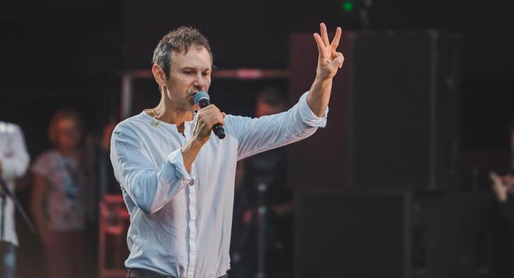 """Сколько зарабатывает и чем владеет лидер партии """"Голос"""" Вакарчук"""