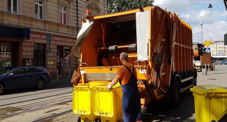 Украинцев обяжут сортировать мусор