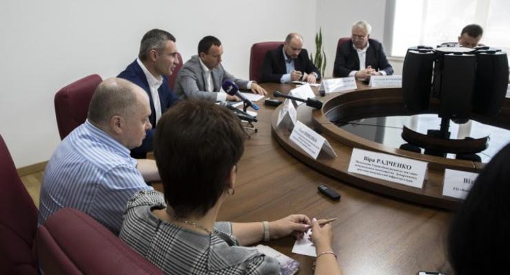 """Кличко рассказал о капитальном ремонте """"хрущевок"""""""