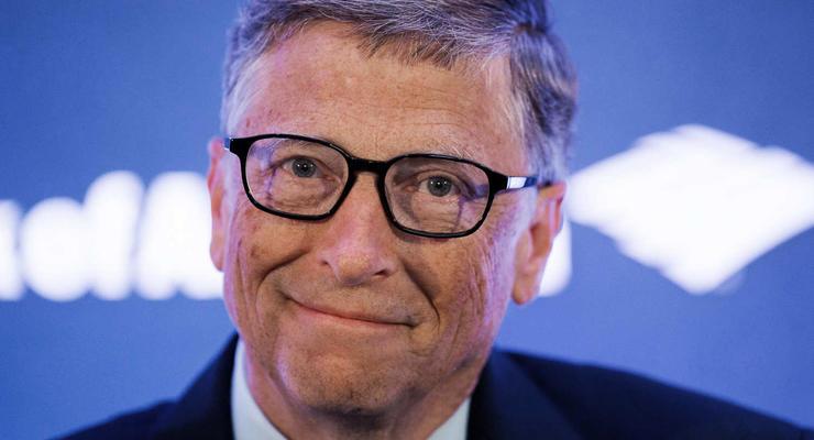 Билл Гейтс впервые опустился в рейтинге миллиардеров