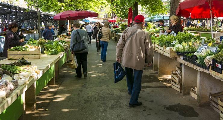 В июне средняя продуктовая корзина стоит почти 2 тыс грн